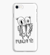 MUNCHY Original Edition iPhone Case/Skin