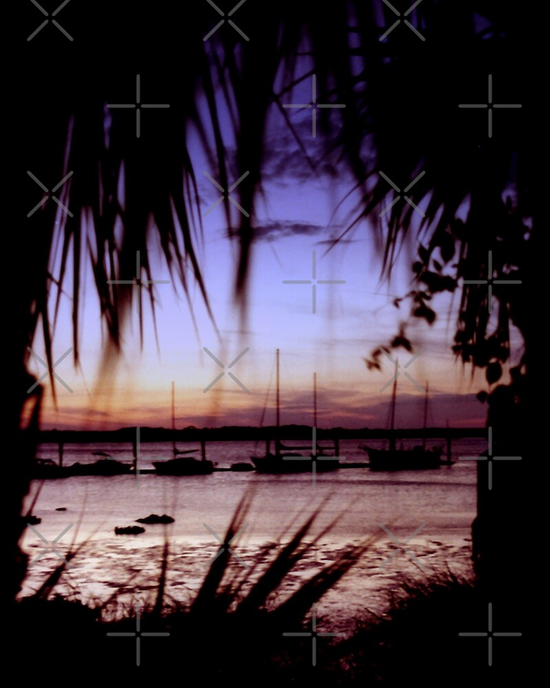 Jekyll Island Sunset by Julie's Camera Creations <><