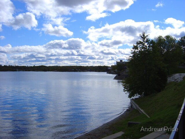 Ramsey Lake 2 by Andrew Price