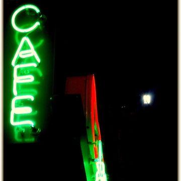 Cha Cha's Cafe by matthiasceconi