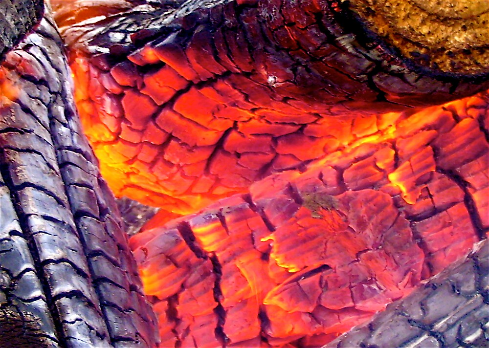 Firescape by Amanda Gazidis