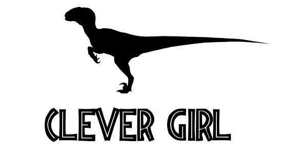 Clever girl - Jurassic Park by Dinosaurson