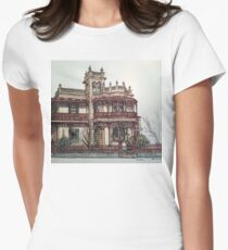 Phryne Fisher's house 'Wardlow'©.  Womens Fitted T-Shirt