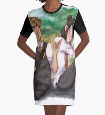 Ethusiast Graphic T-Shirt Dress