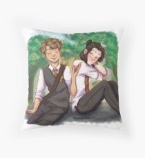Ethusiast Throw Pillow