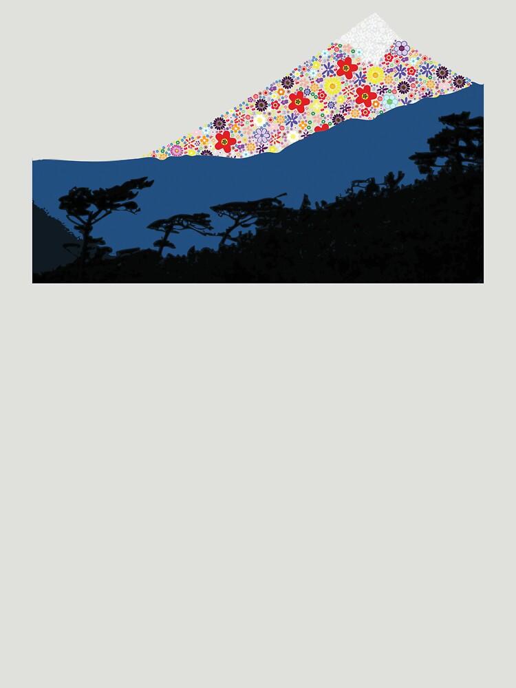 Mount Bloom by TeeArt