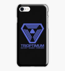 TriOptimum Corporation | Purple iPhone Case/Skin