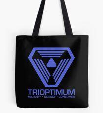 TriOptimum Corporation   Purple Tote Bag