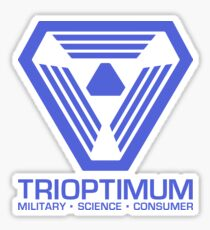 TriOptimum Corporation | Purple Sticker