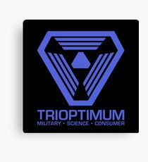 TriOptimum Corporation | Purple Canvas Print