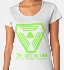 TriOptimum Corporation Women's Premium T-Shirt