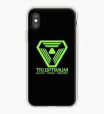 TriOptimum Corporation iPhone Case