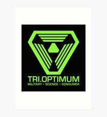 TriOptimum Corporation Art Print