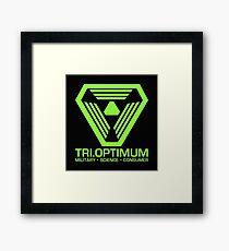 TriOptimum Corporation Framed Print