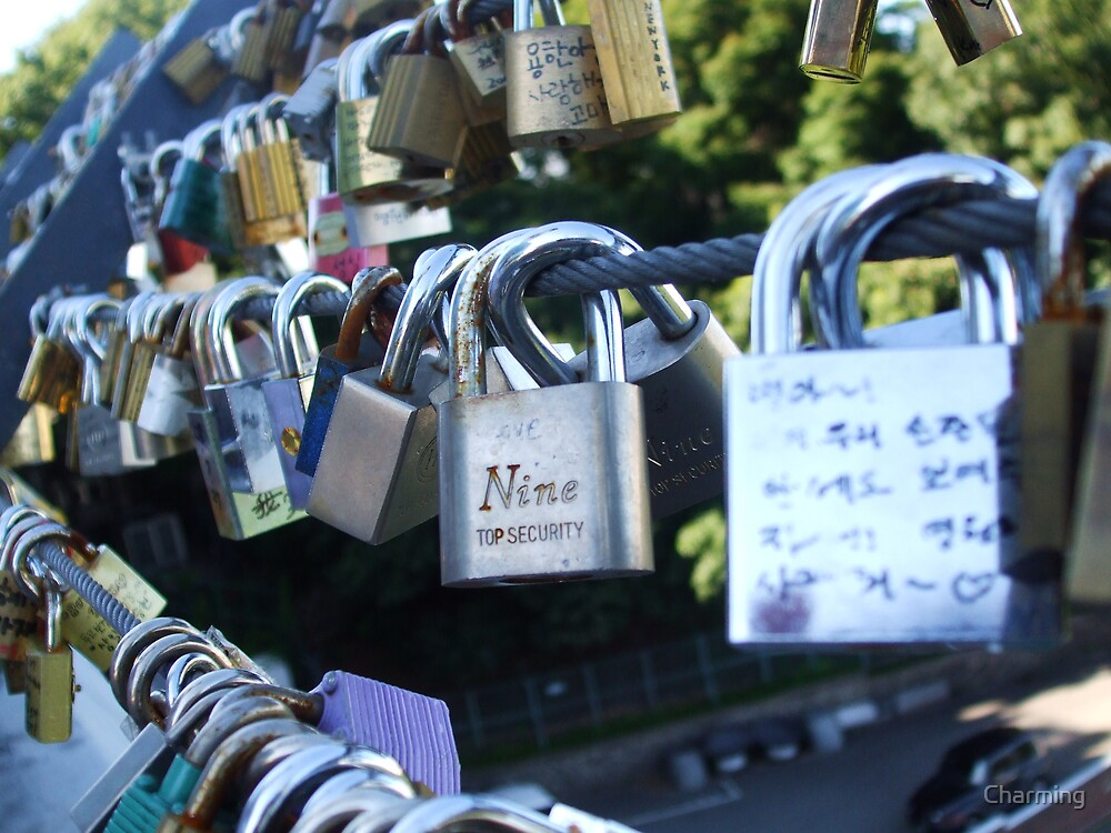 Locks 3 by Charming