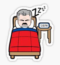 Sleep Till Noon Sticker