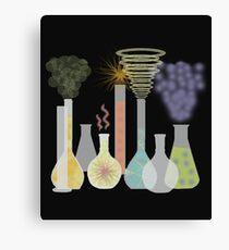 Chemistry Lab Canvas Print