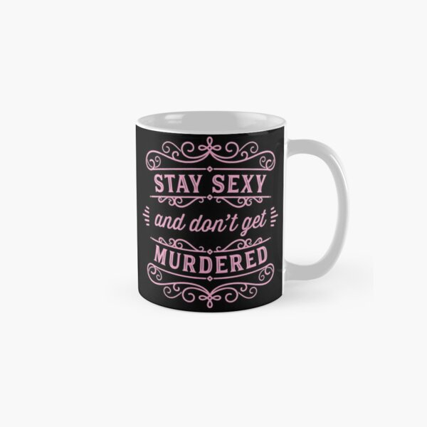 SSDGM - Pink Classic Mug
