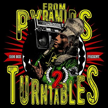 From Pyramids to Turntables by CodyNorris