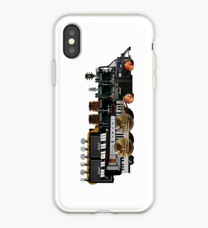 instrument train 2 iPhone Case
