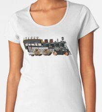 instrument train 2 Women's Premium T-Shirt