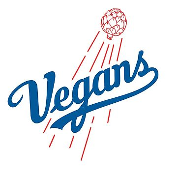 Vegan Los Angeles Baseball Artichoke by bradklopman