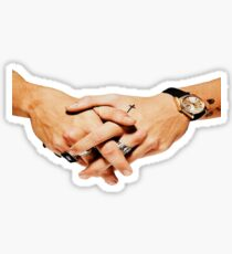 Harry Styles Hands Sticker