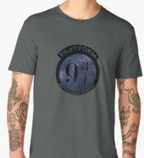 Platform 9 3/4 Men's Premium T-Shirt