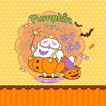 Pumpkin Fairy by Tsuyoshi