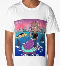 Lil Pump Tape Long T-Shirt