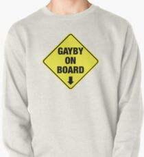 GAYBY ON BOARD clothing Pullover