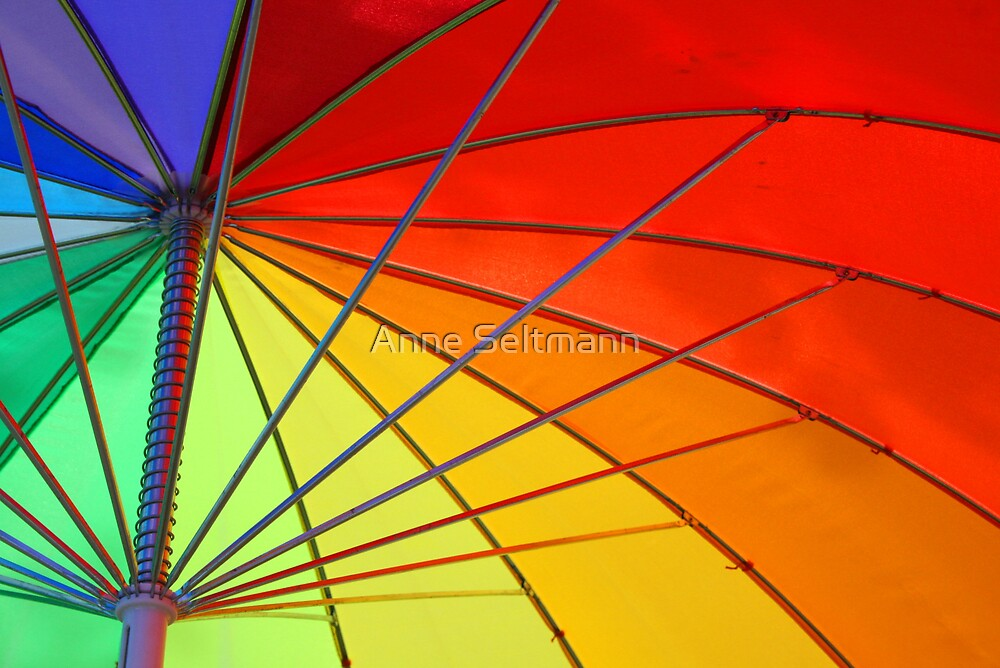 umbrella by Anne Seltmann