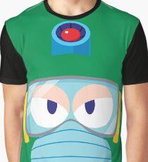 DWN-011: Bubbleman Graphic T-Shirt