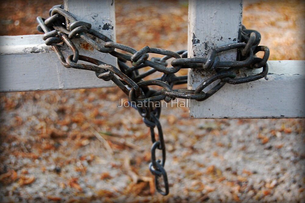 Chained Together By Love by Jonathan Hall