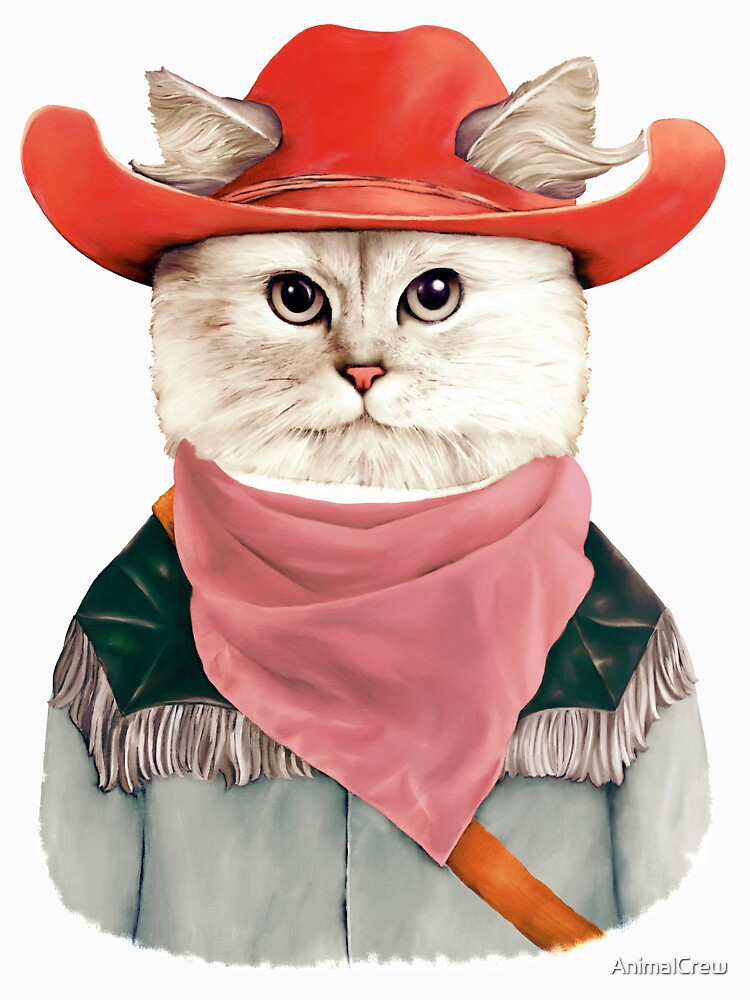 Rodeo Cat | Unisex T-Shirt