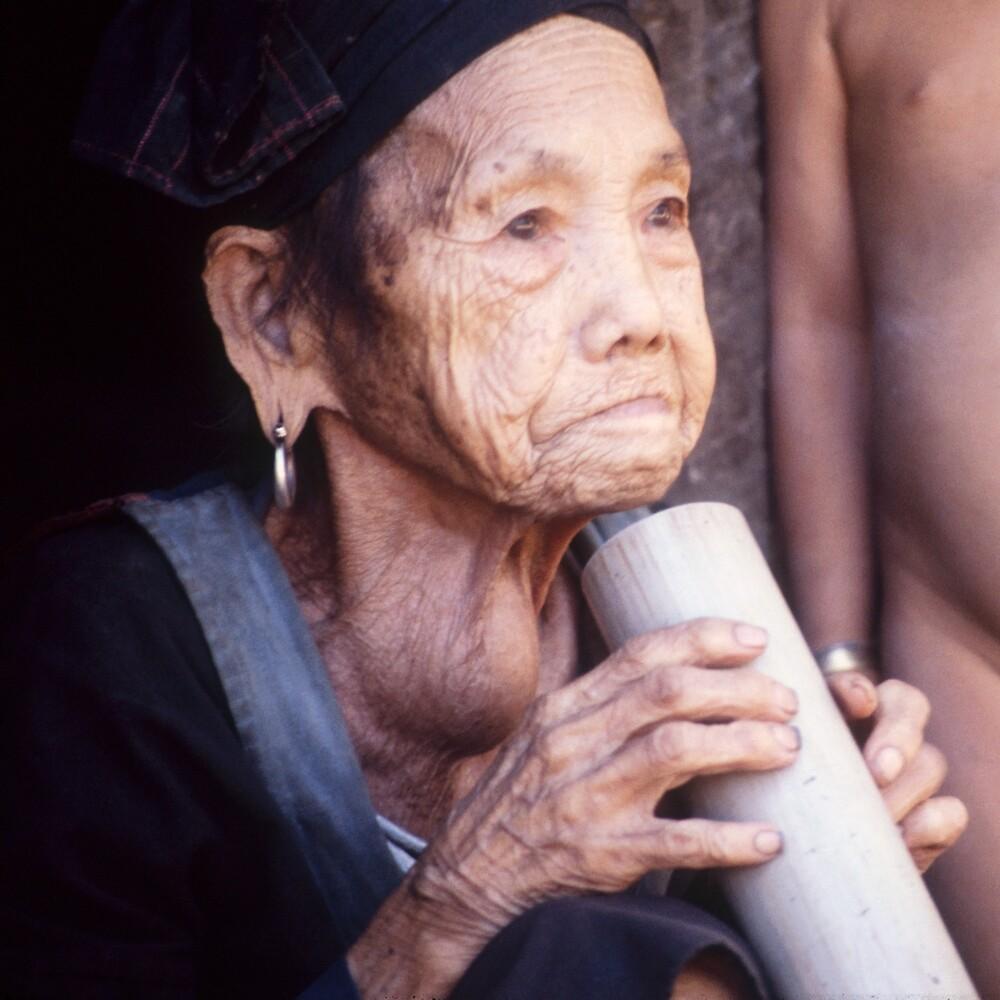 Opium Lady by richardseah
