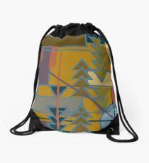 Missed Connection Drawstring Bag