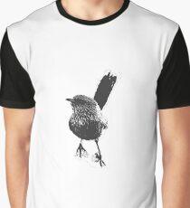 Iconic Grasswren Graphic T-Shirt