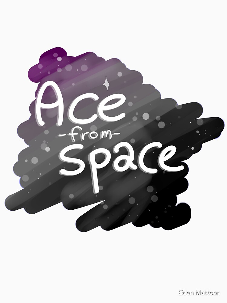 TShirtGifter presents: Ace From Space | Unisex T-Shirt