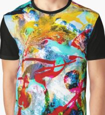 desolidify — break habits, create your reality Graphic T-Shirt
