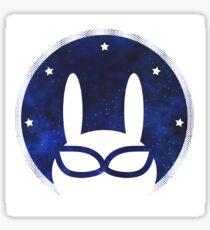 Héro de Lapin (Galaxy Edition) Sticker