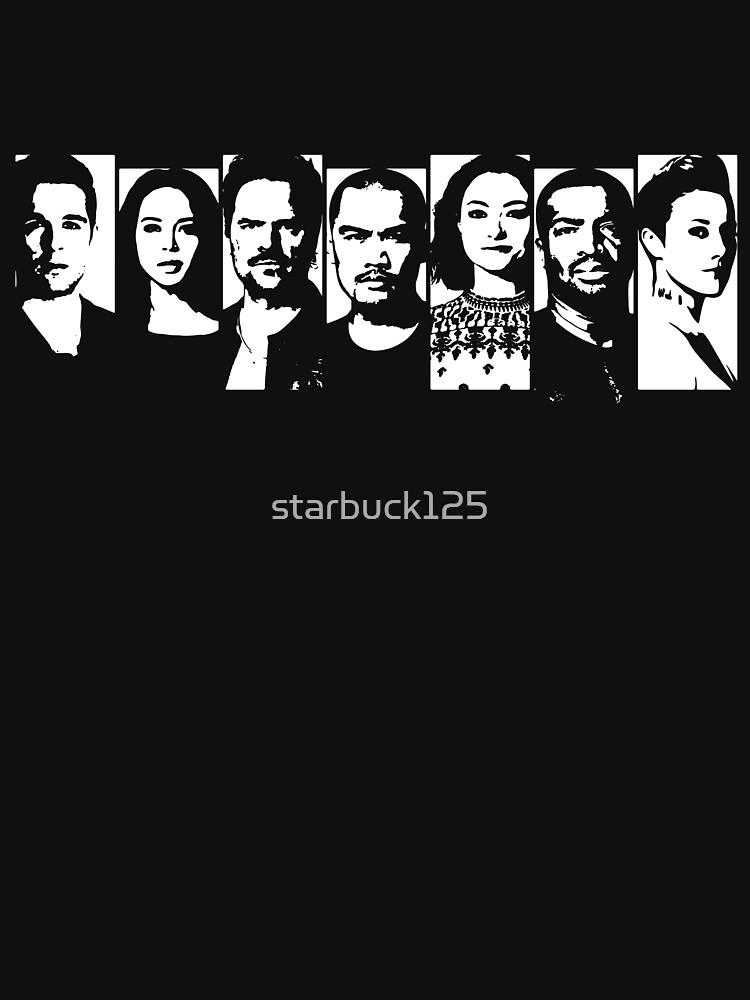 Dark Matter - Raza Crew Stencil Style by starbuck125