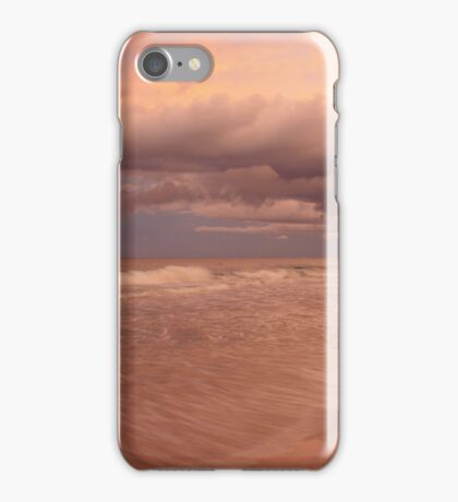 Sea Dreaming at Kingscliff  iPhone Case/Skin