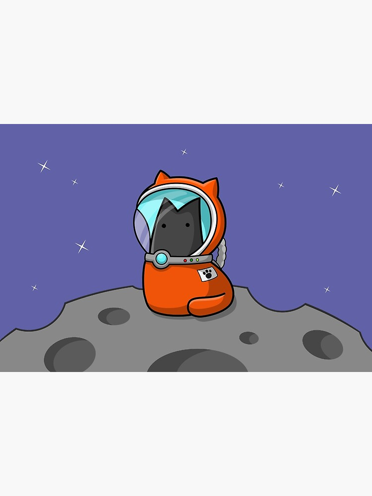 Space Cat by Cheeseness