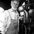 On The Footplate by Jacqueline Baker
