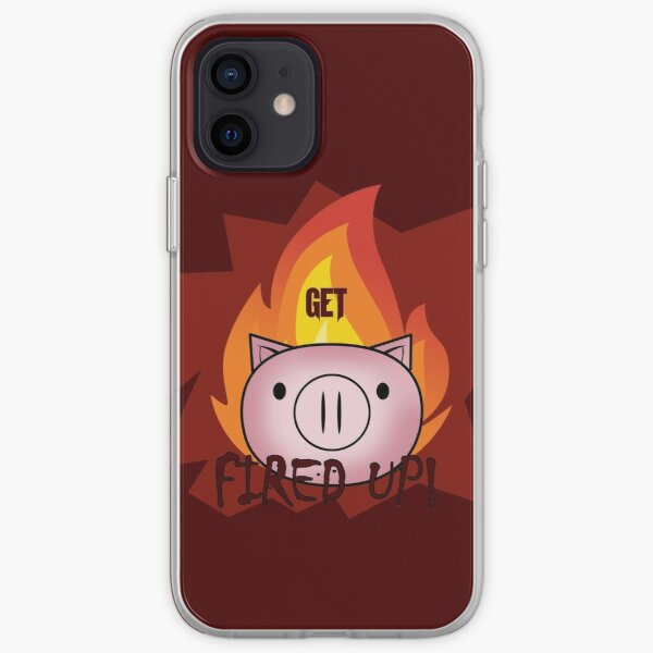 Fired Up! iPhone Soft Case