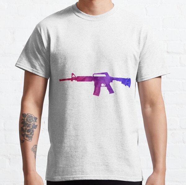 CS:GO M4A1 - Marble Fade Classic T-Shirt
