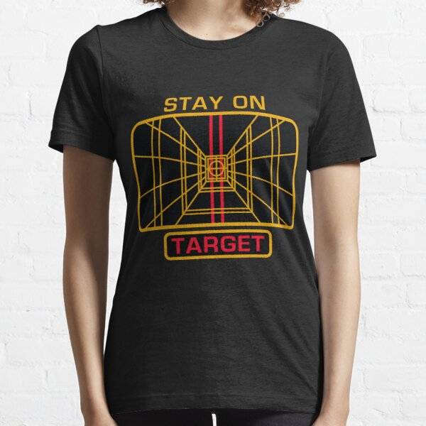 STAY ON TARGET Essential T-Shirt