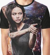 Dunkle Materie - Zwei / Portia Lin Grafik T-Shirt