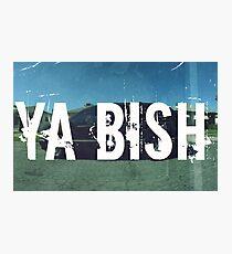 Kendrick Lamar - Ya' Bish Photographic Print